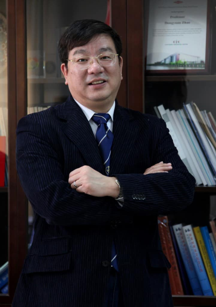Professor Dongyuan Zhao: The new president of IMMA